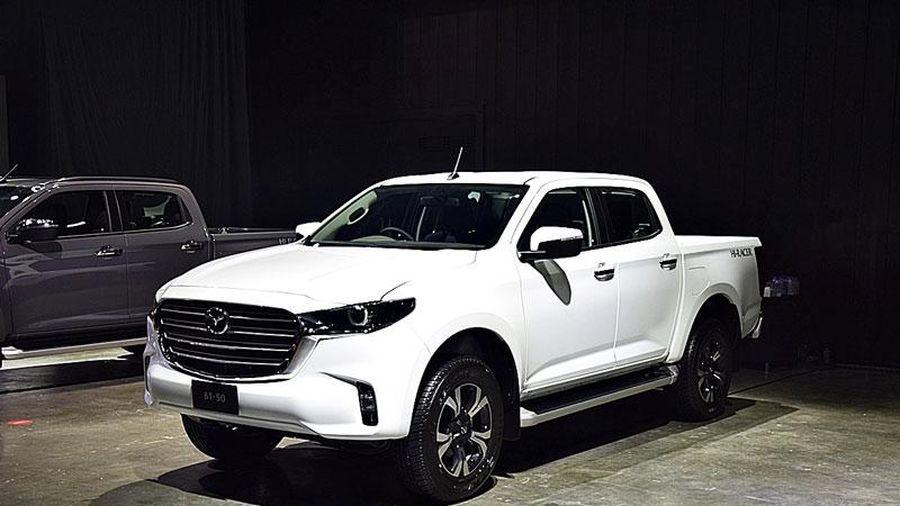 Mazda BT-50 2021 ra mắt ở Đông Nam Á với giá khởi điểm hơn 400 triệu đồng