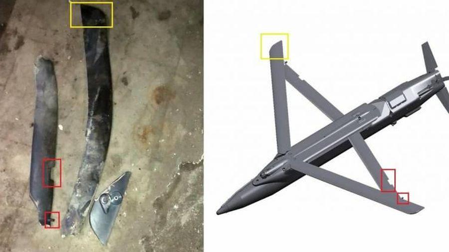 Bom GBU-39 Israel bị phòng không Syria bắn hạ