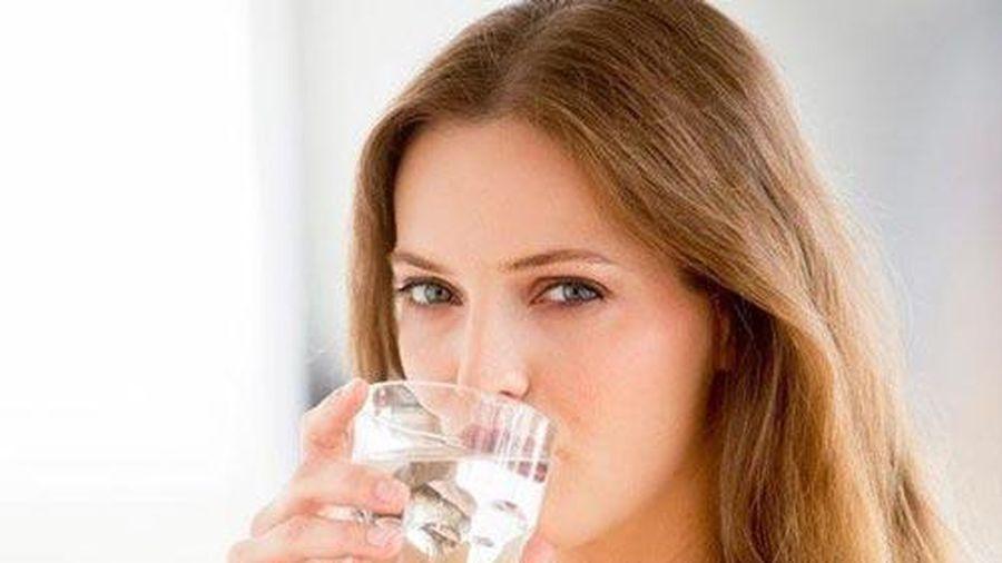 Uống nước tưởng dễ nhưng rất nhiều người đang lầm tưởng