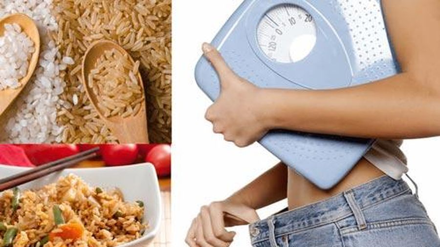 Cách giúp bạn ăn cơm mà không bị béo