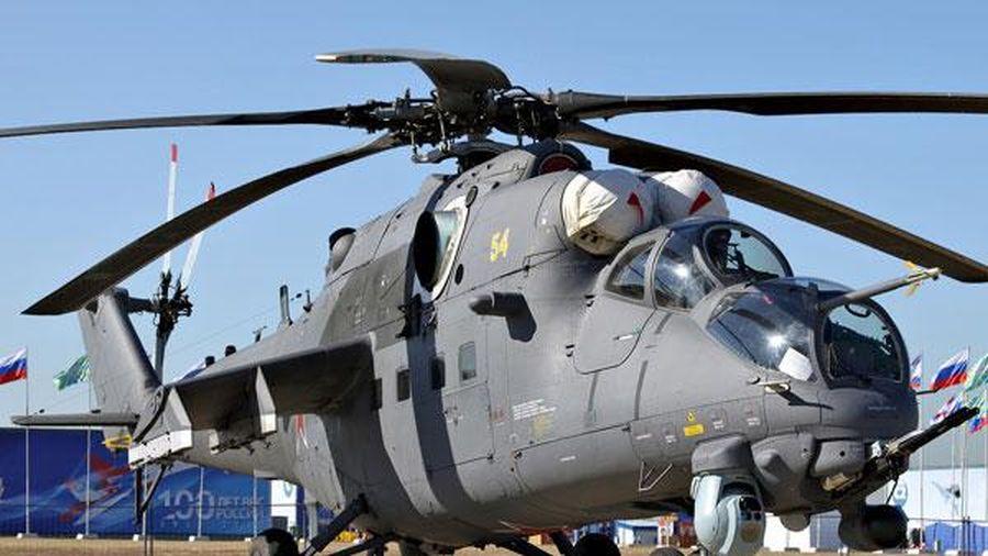 Belarus sẽ nhận trực thăng tấn công Mi-35 mới từ Nga