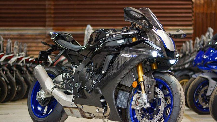 Chi tiết Yamaha YZF-R1M đời 2020 tại Việt Nam