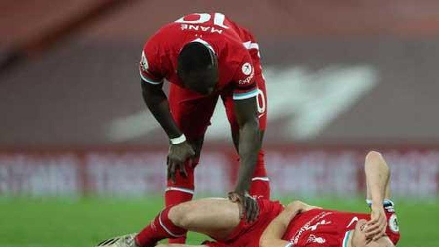 Liverpool nhớ Jota nhiều như Van Dijk