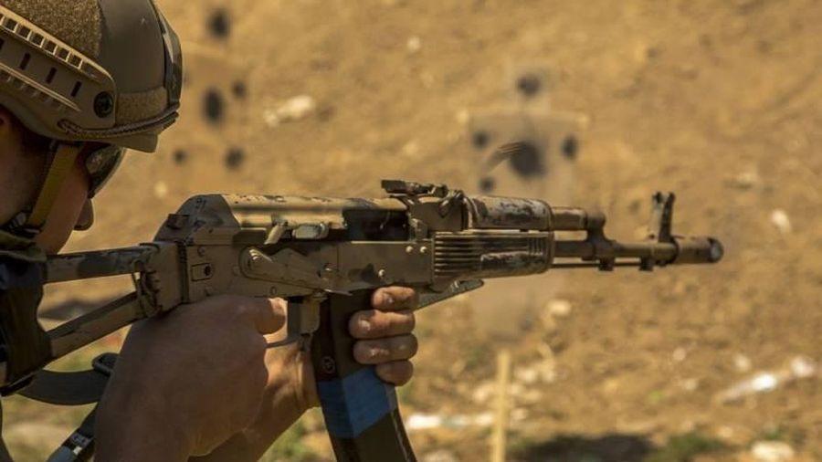 Ukraine chế tạo súng KalashNash đa cỡ nòng