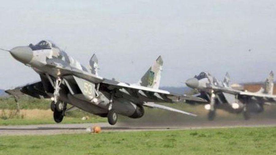 Ukraine mất gần một nửa số máy bay trong một năm