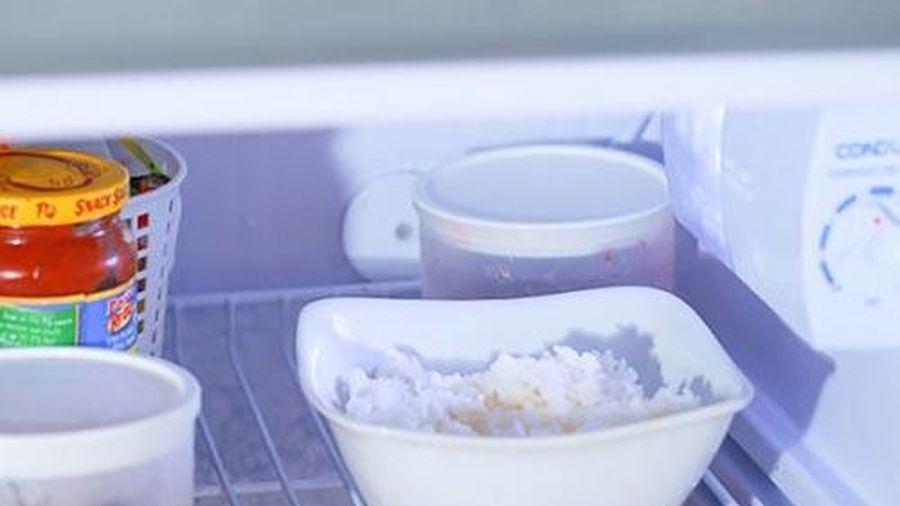 Nguyên tắc bắt buộc phải nhớ khi bảo quản thực phẩm trong tủ lạnh
