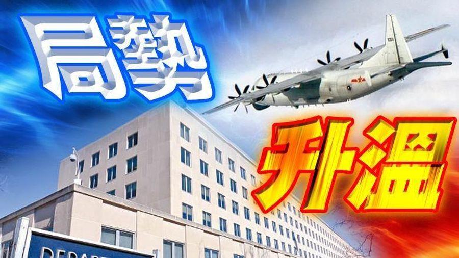 Trung Quốc cho hàng chục máy bay quân sự đe dọa Đài Loan, chính quyền Biden nghiêm khắc cảnh cáo