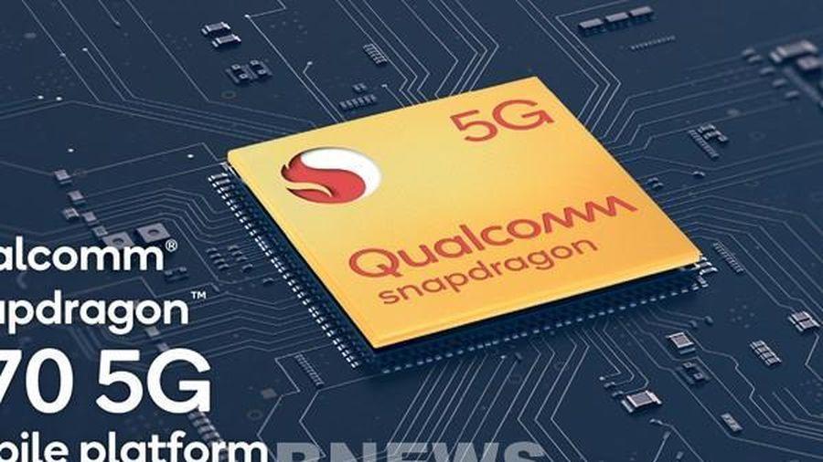 Qualcomm ra mắt nền tảng di động cải tiến Snapdragon 870 5G