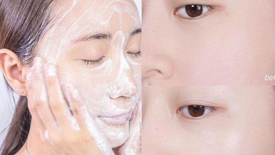 Áp dụng 4 tips này khi rửa mặt, đến Tết, da sẽ mịn căng, lỗ chân lông cũng nhỏ mịn hẳn