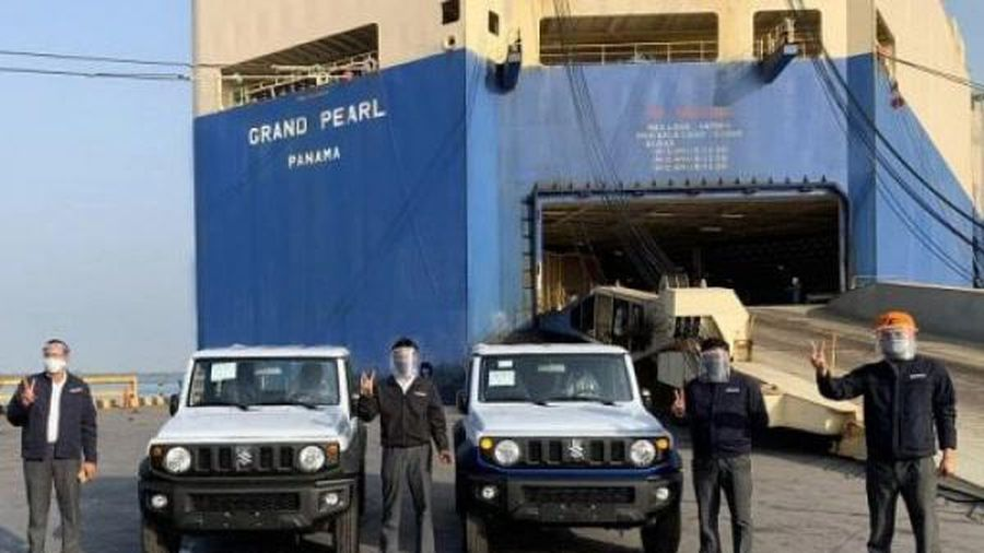 Suzuki Jimny sản xuất tại Ấn Độ có xuất khẩu sang thị trường Việt Nam?