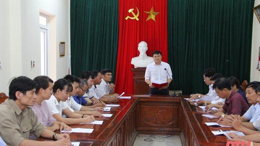 Huyện Thiệu Hóa phát huy vai trò lãnh đạo của các chi bộ