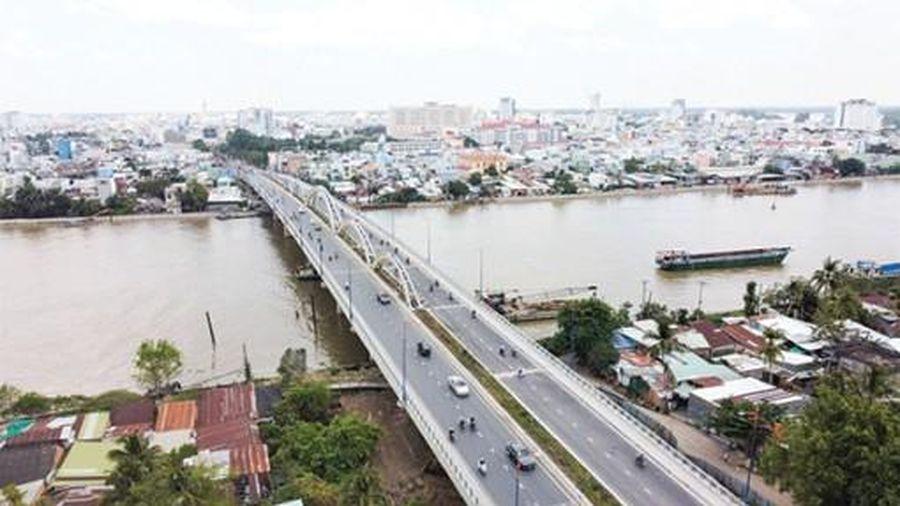 Cần Thơ phát triển đô thị theo hướng tăng trưởng xanh
