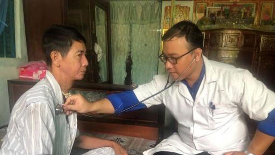 'Xuân tình nguyện' đến quận Bình Thủy và huyện Thới Lai