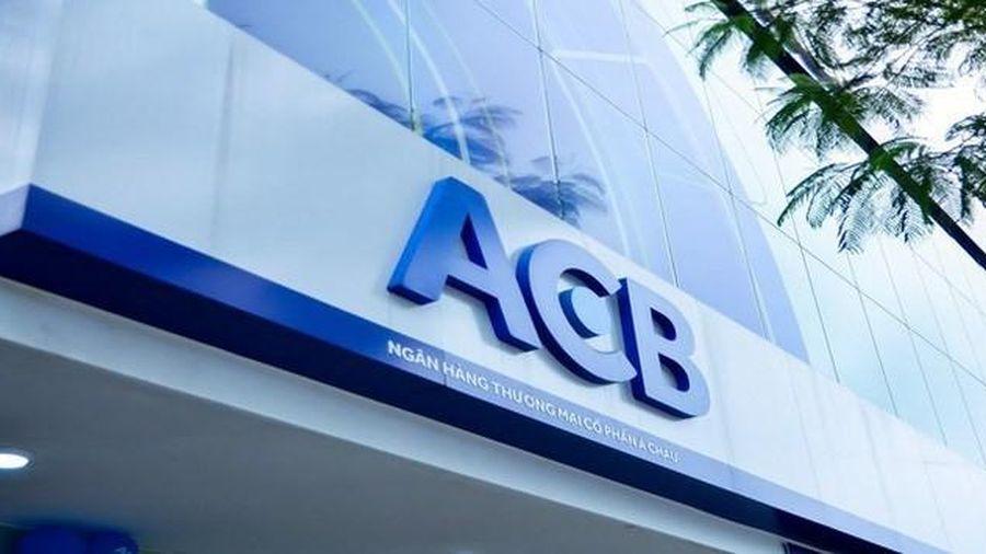 Mỗi tuần một doanh nghiệp: ACB được nâng giá mục tiêu lên 35.400 đồng/cp