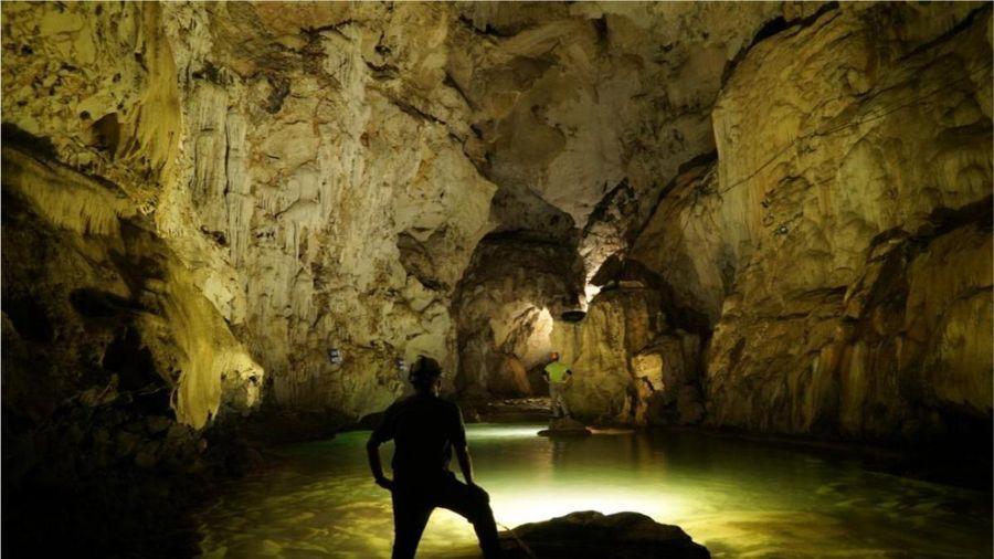 Thái Nguyên mời chuyên gia thám hiểm Sơn Đoòng về khảo sát tour hang động