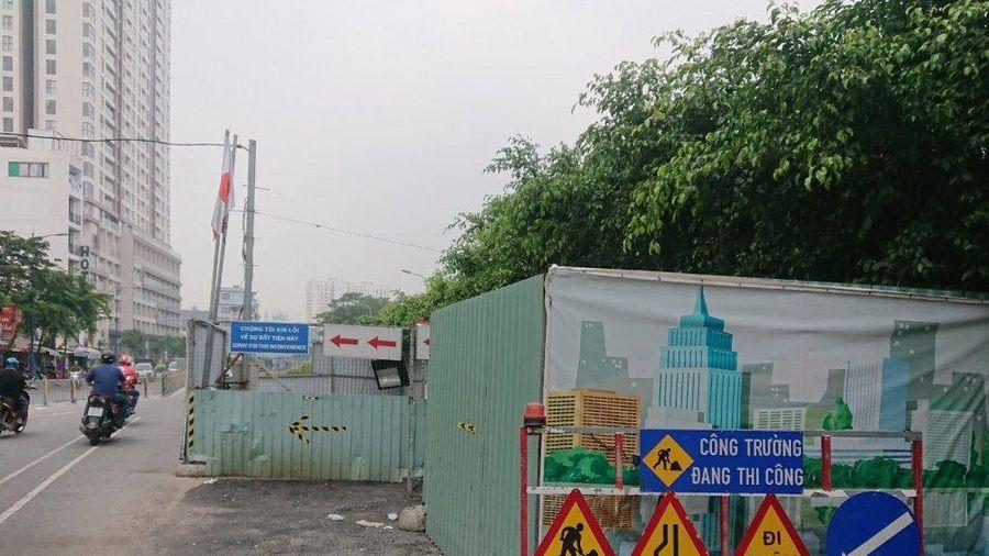 TP.HCM cấm đào đường dịp Tết Nguyên đán