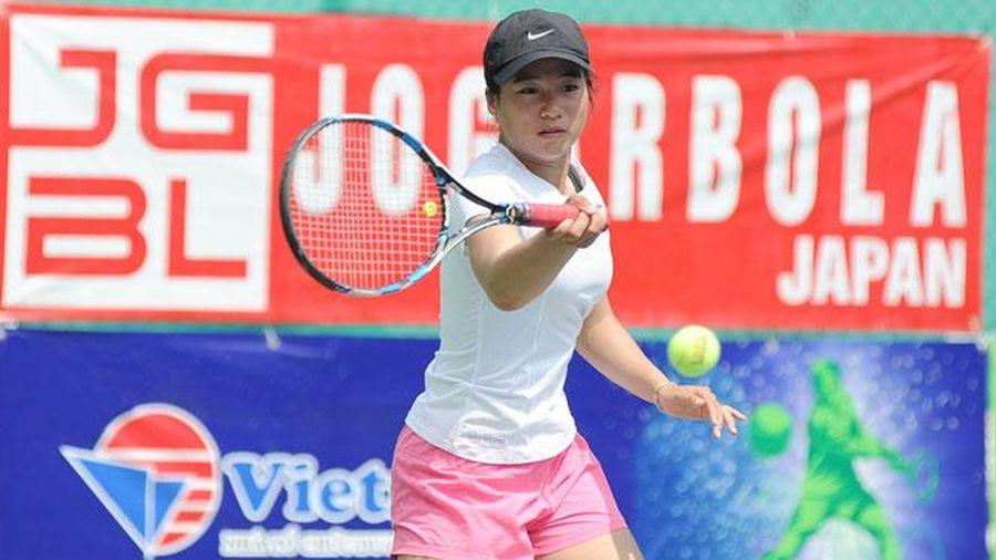 Khởi tranh Giải Quần vợt vô địch nam - nữ quốc gia 2021