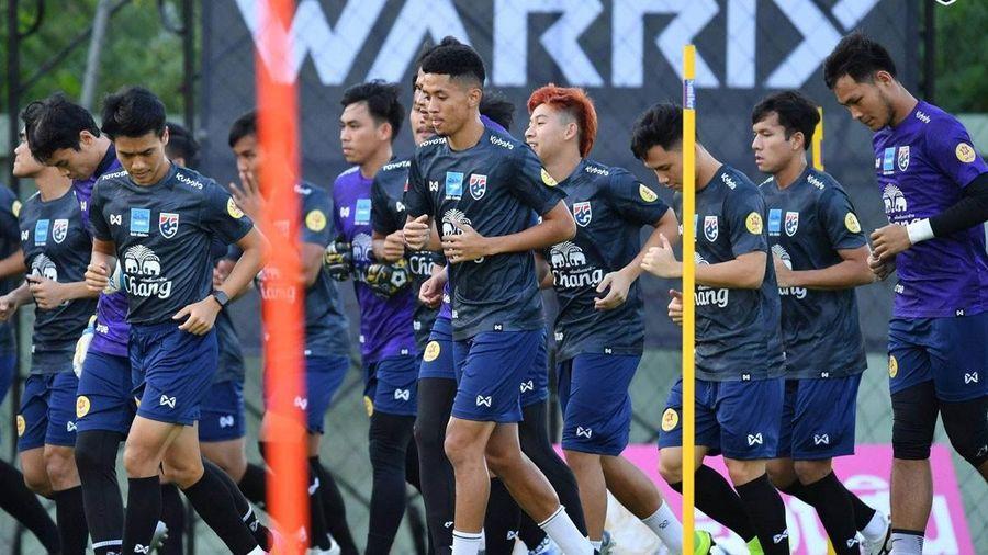Thái Lan lên tiếng xin đăng cai đá tập trung bảng G