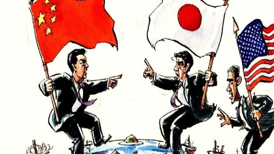 Mỹ, Nhật tăng cường liên minh chống Trung Quốc, Triều Tiên
