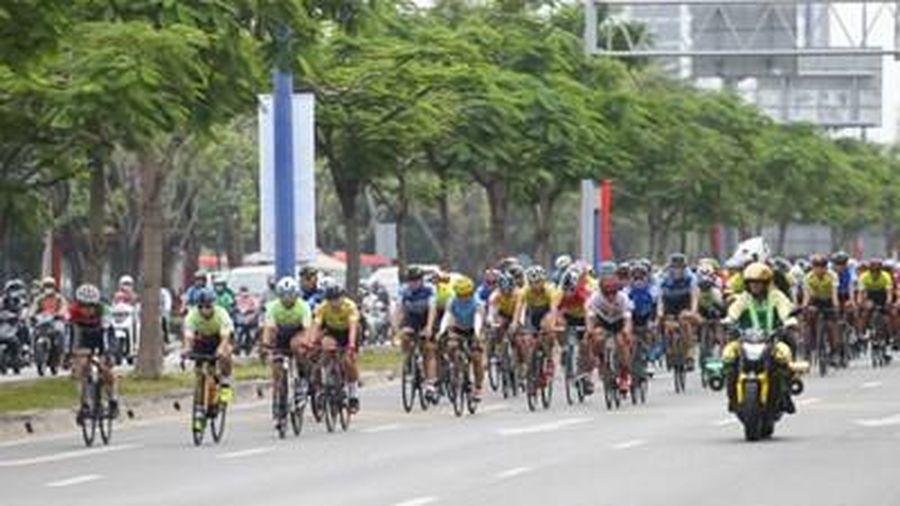 Tưng bừng Giải xe đạp phong trào TP Hồ Chí Minh