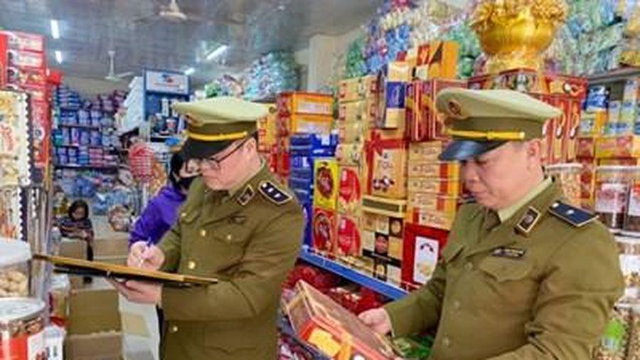 Phú Thọ: Tăng cường kiểm soát thị trường trước Tết Nguyên đán