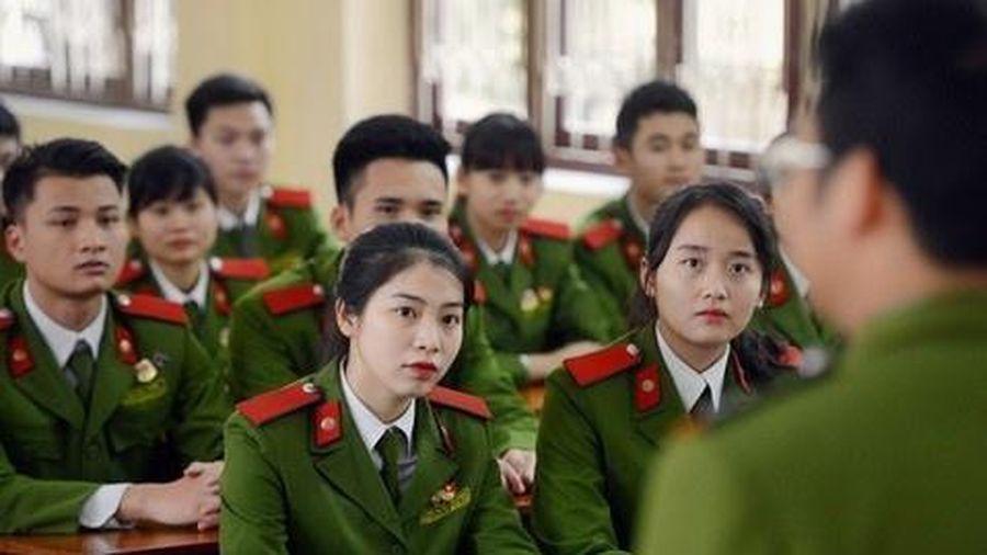Tổ hợp A00 có thể xét tuyển ngành nào của khối công an, quân đội?