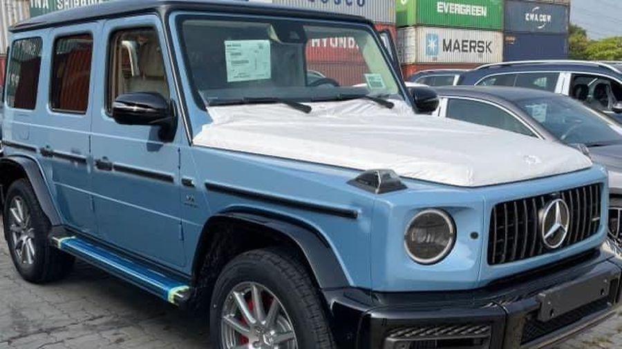 Cường Đô La mua Mercedes-AMG G 63 màu độc