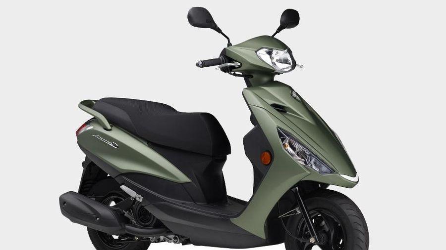 Yamaha Axis Z được ra mắt tại Nhật Bản