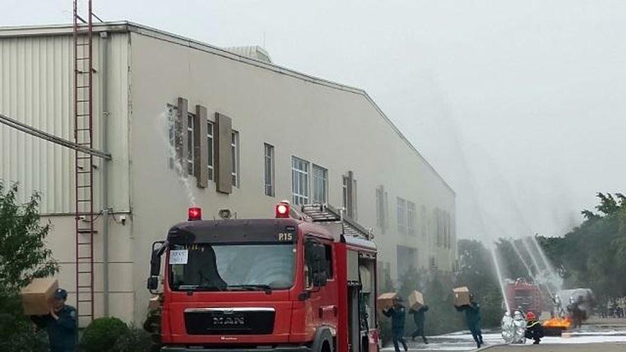 Ứng Hòa giảm thiểu số vụ cháy nổ