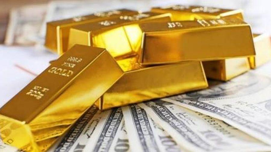Giá vàng hôm nay 25/1: Tăng nhẹ lên 56,45 triệu đồng/lượng
