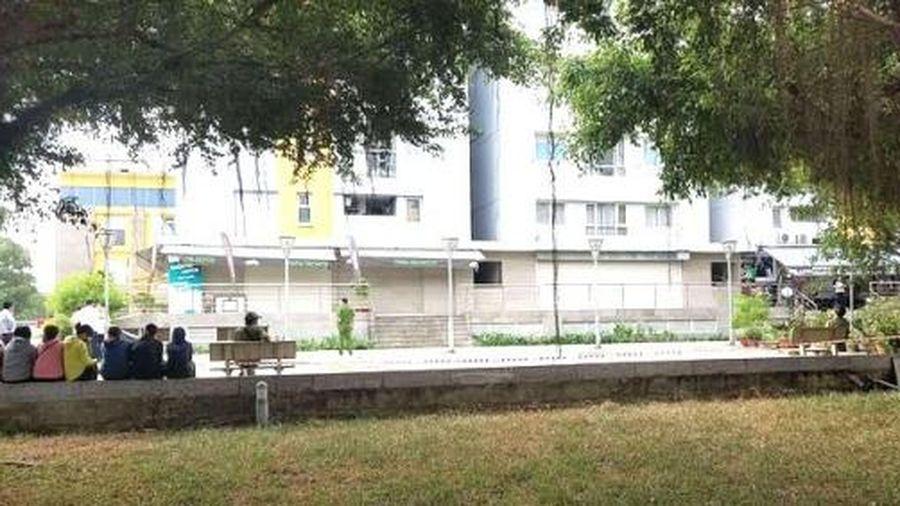 Chi cục trưởng thi hành án dân sự quận Bình Tân rơi lầu tử vong