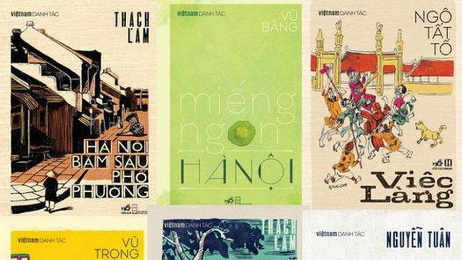 Tái bản những danh tác Việt: Tiếp cận trọn vẹn tinh túy một thời