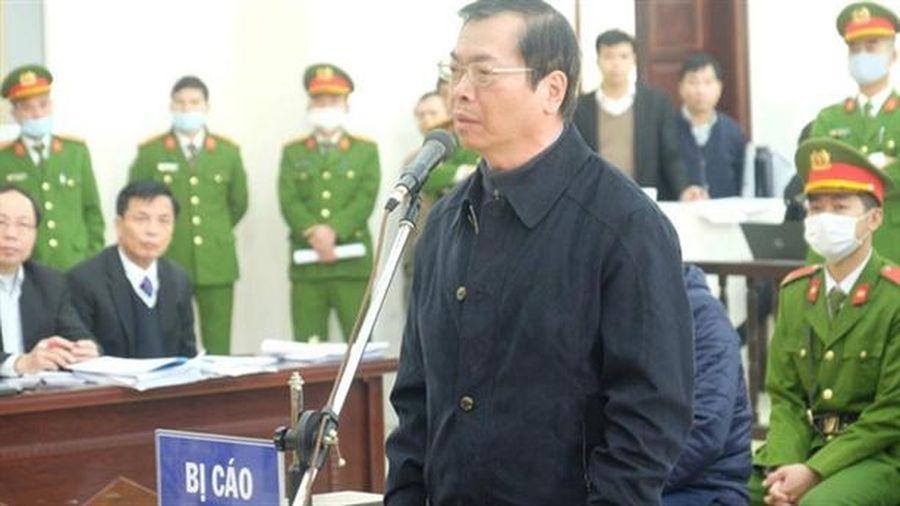 Vì sao hoãn xử đại án Ethanol Phú Thọ, Vũ Huy Hoàng?