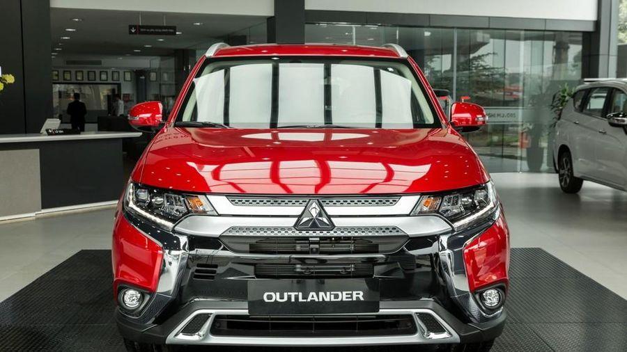 Thu hồi hơn 5000 xe ô tô Mitsubishi Outlander để khắc phục lỗi