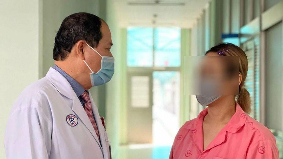 Bóc tách thành công khối u tuyến tụy 'khổng lồ' hiếm gặp