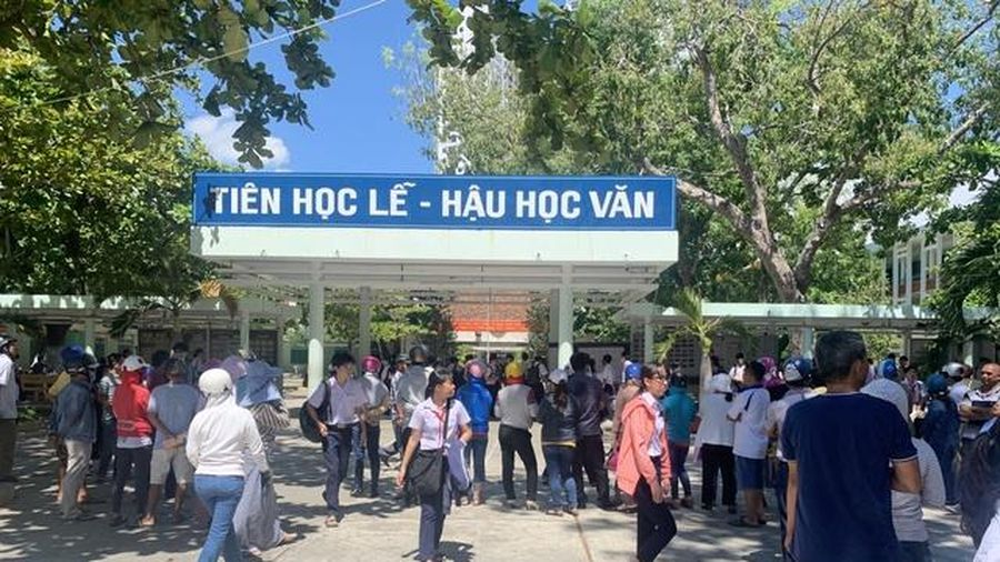 Khánh Hòa: Năm học 2021 - 2022 tuyển sinh lớp 10 tiếp tục phương thức thi tuyển