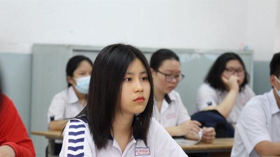 TP.HCM tuyển bổ sung học sinh vào lớp 10 tích hợp