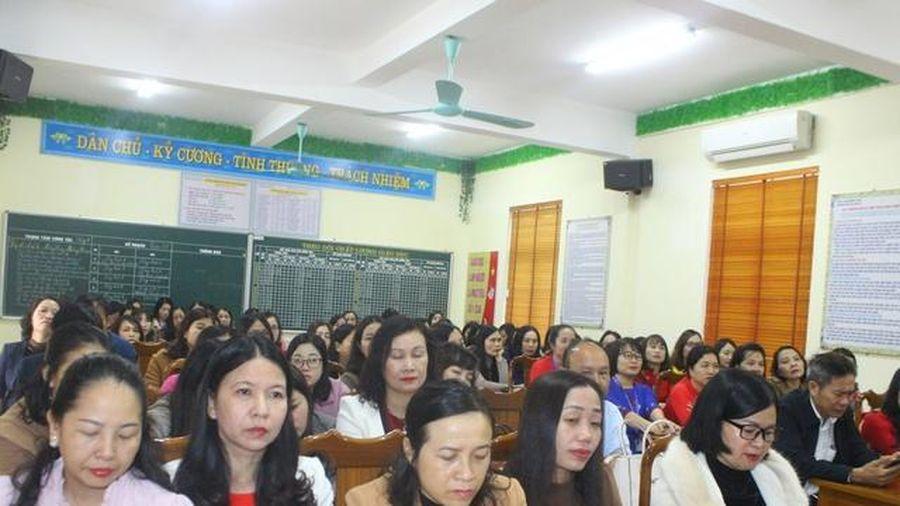 Hà Tĩnh: Gần 80 GV dự Hội thi giáo viên Tiểu học dạy giỏi cấp Thành phố