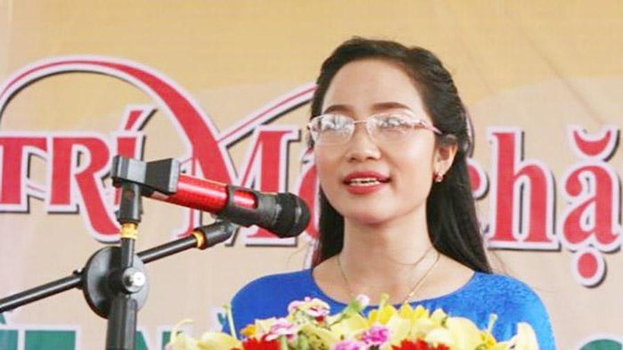 Vụ nữ giám đốc ở Hải Dương tống tiền hiệu trưởng 180 triệu: Dọa tung hình ảnh, clip 'nóng'