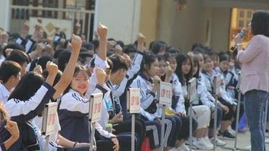 Mâu thuẫn học đường, nếu thiếu quan tâm, hậu quả sẽ rất nghiêm trọng