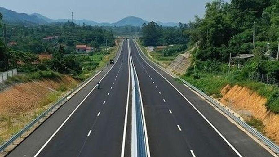 Tăng vốn ngân sách cho dự án cao tốc Phú Thọ - Tuyên Quang