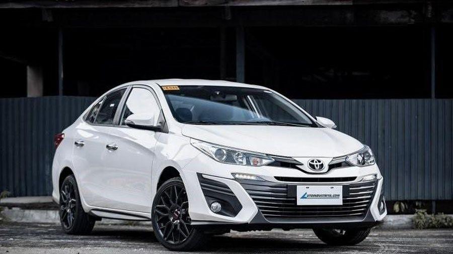 Top 10 mẫu ôtô bán chạy nhất Philippines năm 2020