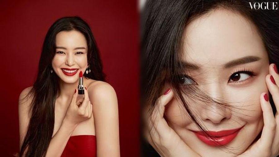 Hoa hậu đẹp nhất Hàn Quốc Honey Lee U40 vẫn độc thân quyến rũ