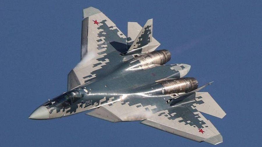 Nga: Mô hình máy bay chiến đấu Su-57E sẽ có mặt tại triển lãm hàng không Ấn Độ