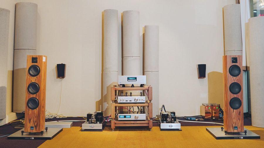 Gauder Akustik Cassiano Black Edition - Khả năng mở và kiểm soát toàn dải xuất sắc