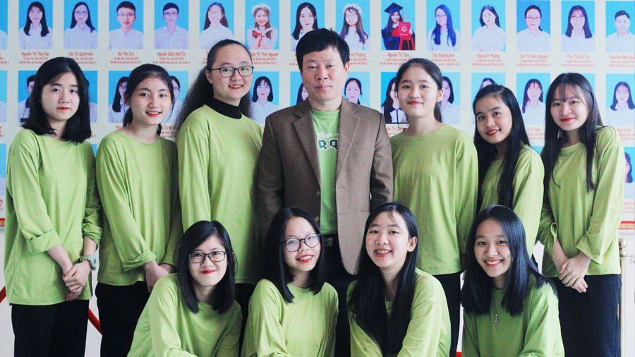 Học sinh giỏi quốc gia - thương hiệu giáo dục Hà Tĩnh