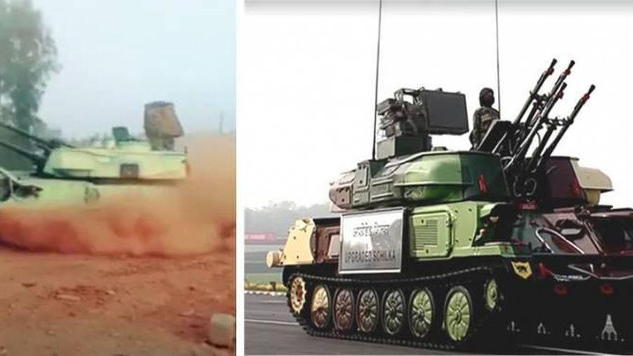 Ấn Độ tiến hành hiện đại hóa sâu ZSU-23-4 'Shilka'