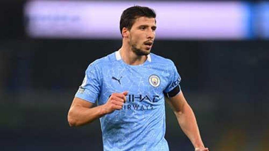 Ruben Dias: 'Tôi muốn thủ môn không phải động tay động chân'