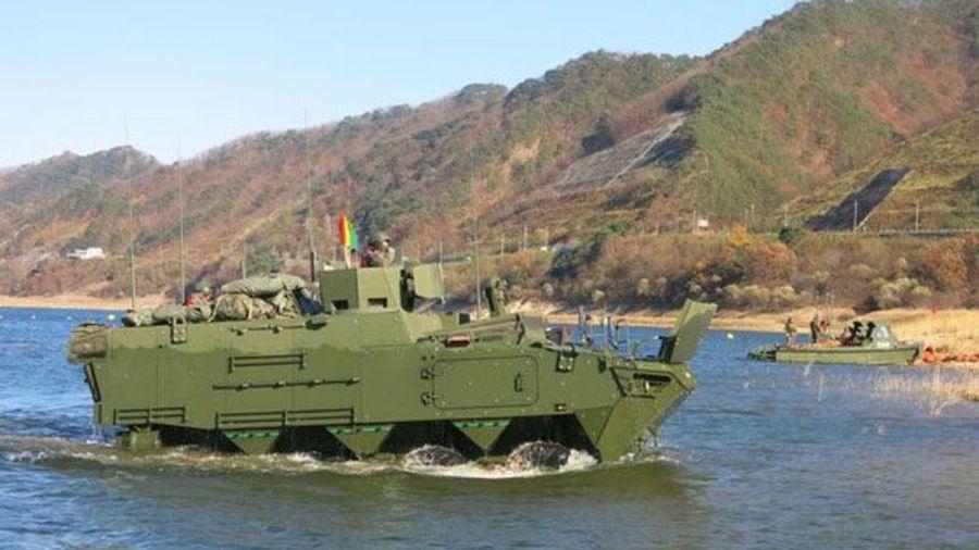 Hàn Quốc phát triển xe chỉ huy bọc thép mới