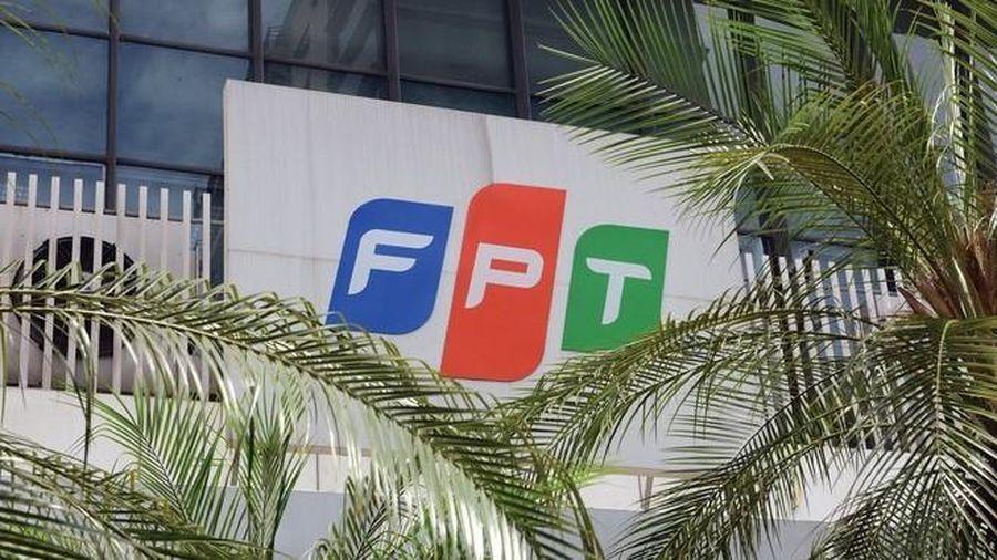 FPT báo lãi 5.200 tỉ đồng năm 2020